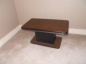 TV Table - Swivel Top