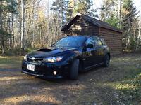 2011 Subaru Impreza WRX Hatchback (NEW PHOTOS)