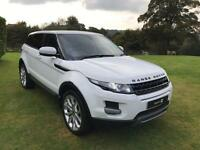 2011 61 LAND ROVER RANGE ROVER EVOQUE 2.2 SD4 PURE TECH 5D 190 BHP DIESEL
