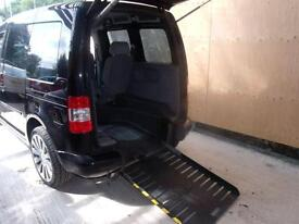 2010 Volkswagen Caddy Life CADDY LIFE TDI DSG Wheelchair access mobility 5 do...
