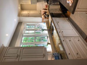 Large, High end Kitchen, Soft closers, Granite tops