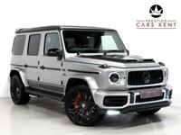 2019 Mercedes-Benz G Class G63 5dr 9G-Tronic Auto Station Wagon Petrol Automatic