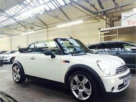 2007 MINI 1.6 One Convertible 2dr Petrol Manual (168 g/km, 90 bhp)