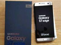 SAMSUNG S7 EDGE FACTORY UNLOCKED
