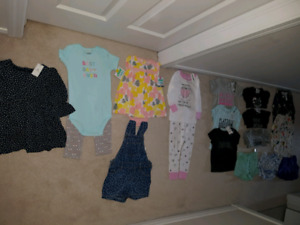 Baby Girl Clothing Lot (18-24 months) NEW
