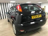 Ford Focus 2.0 ST170 BLACK LEATHER WARRANTY 12 MONTHS MOT FULL SERVICE HIST