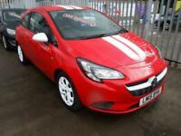 2015 Vauxhall Corsa 1.2 Sting 3dr HATCHBACK Petrol Manual
