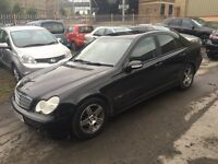2003 (53) Mercedes C200 CDi / 145k / Auto / immaculate car