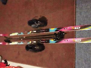 Équipement de skis de fond
