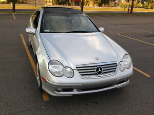 Mercedes Classe C320 72 000 km  -  Very clean low mileage