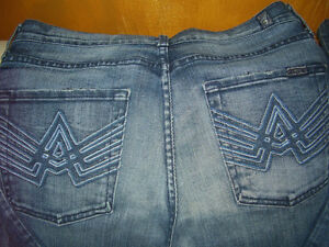 7 For All Mankind Jeans A Pocket Relaxed New