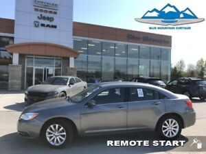 2012 Chrysler 200 TOURING  - Heated Seats -  Remote Start