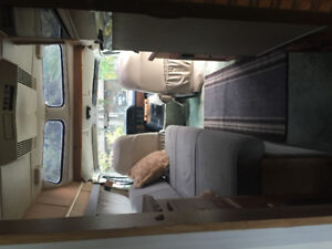 Fully self contained 19' camper van
