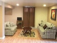 One bedroom basement apartment near Moncton Hospital
