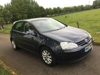 2007 Volkswagen Golf 1.9TDI DSG Auto Match 5 Door Diesel - ONLY 1 OWNER FROM NEW