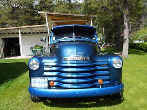 1951 Chevy pickup.