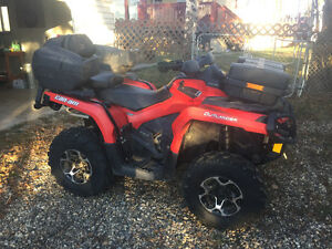 2014 can am quad
