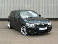 2016 BMW 1 SERIES 120d M Sport Choice of Colours