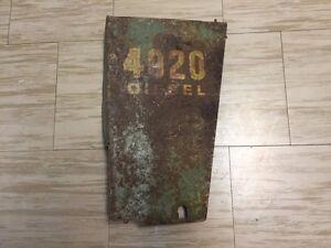 John Deere 4020 side shield
