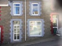 3 bedroom house Byron st cwmaman