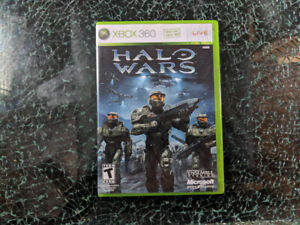 Halo Wars & Star Wars Force Unleashed 2 - XBox 360