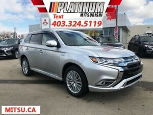 2019 Mitsubishi Outlander PHEV GT S-AWC  Plug In Hybrid Electric