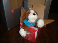 build bear dog