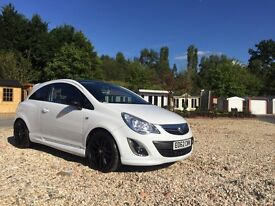 Vauxhall Corsa 1.2 Limited Edition 3dr 62 Plate REVERSING CAMERA