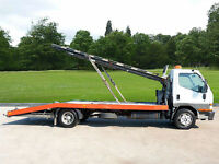 2004 Mitsubishi Canter 75 7.5T CAR TRANSPORTER RECOVERY TWIN DECK 2 CARS WINCH