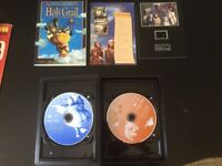 Monty Python and the Holy Grail Special Collectors Edition DVD
