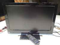 "19"" LED LCD FLAT SCREEN MONITOR TV HDTV HDMI"