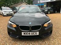 2014 BMW 2 Series 220i SE 2dr COUPE Petrol Manual