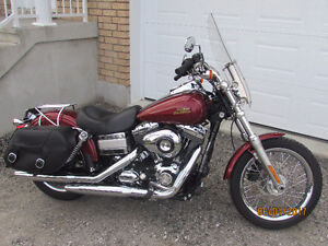 2009 Harley Dyna Low Rider FXDL