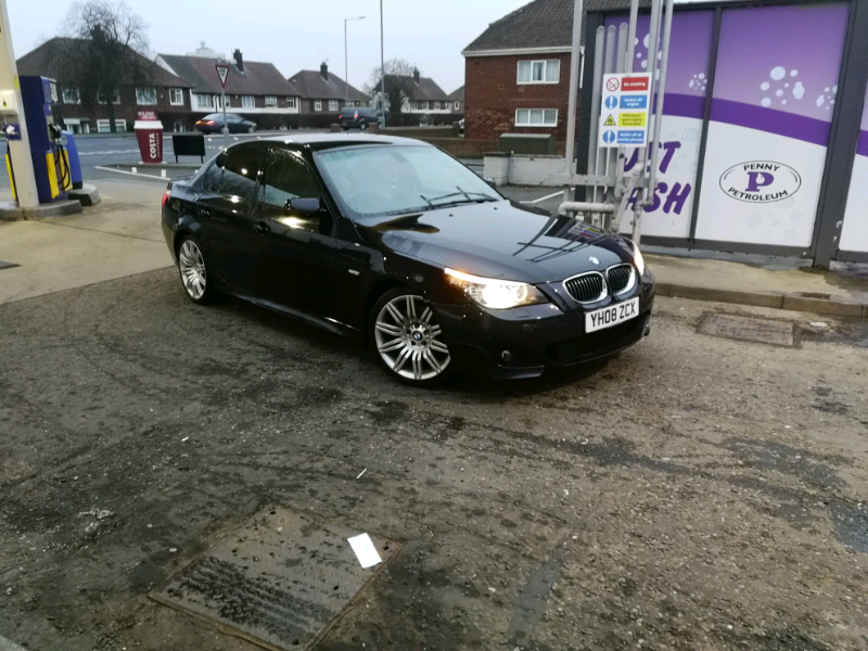 Bmw 530d Msport Low Miles In Thornaby County Durham Gumtree