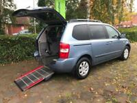2010 Kia Sedona 2.9 CRDi LS 5dr AUTOMATIC WHEELCHAIR ACCESSIBLE VEHICLE 5 doo...