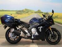 Yamaha FZ1 Fazer * Low miles, Yamaha panniers *