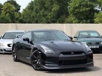 NISSAN GT-R BLACK EDITION 3.8 V6 [TWIN TURBO] PETROL AUTO 2009 [59] BLACK