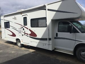 'REDUCED PRICE' 2005 29ft Sunseeker motorhome