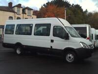 IVECO DAILY 40C15 10 SEAT WHEELCHAIR ACCESSIBLE MINIBUS