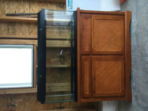 50 gallon tank and stand ( new )