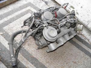 Honda Prelude Pair of Carbs & Manifold