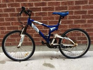24 inch Mountain Bike for parts