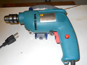 Drill 2 speed, reversable,  by TE in perfect condition