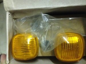 NEW LENSES FOR SIDE LAMPS ON 95 AUDI A4