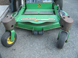 "JD Z Turn - M655  54"" / ONLY Grass Catcher"