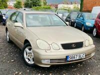 1998 Lexus GS 300 3.0 SE 4dr Saloon Petrol Automatic