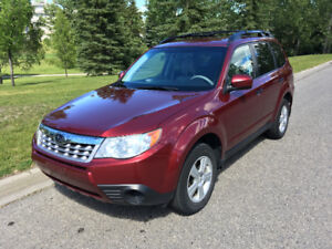 2011 Subaru Forester for sale by orginal non-smoking owner