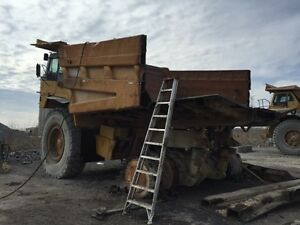 Top $$$ Paid for scrap or dead equipment and trucks !! Kingston Kingston Area image 2