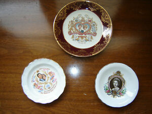 Royal collector plate - birth of Prince William London Ontario image 2