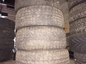 245-45-18 TOYO WINTER TIRES